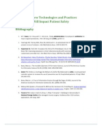 Health Technology and Patient Safety