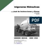 Manual BET Completo Espanhol - Mixer - Liebherr Brazil