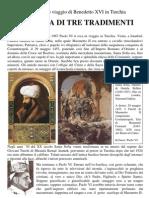 Cronaca Di Tre Tradimenti. Ratzinger a Istanbul 28-XI-06 - PDF