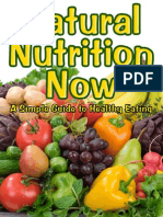 Natural Nutrition Now