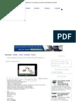 Conexão Blog 10_ Como configurar internet 3G no tablet utilizando modem 3G