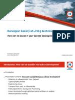 11 - HMC 5Dec Norwegian Society of Lifting Technology[1]