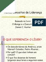 NOVOS CONCEITOS DE LIDERANÇA - RESUMIDO