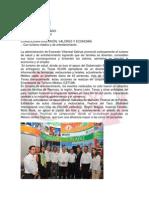 CONSOLIDAN DIVERSIÓN, VALORES Y ECONOMÍA.- Con turismo médico y de entretenimiento