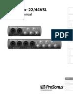 AudioBox22-44VSL OwnersManual En