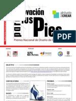 Innovación para tus pies - Reglamento Concurso 2013-14