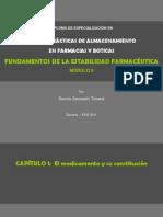 Modulo II Buenas Práctica de Almacenamiento y Distribución de medicamentos - Dennis Senosain Timana
