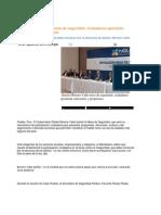 30-08-2013 Puebla Noticias -  Instala Moreno Valle mesa de seguridad; ciudadanos aportarán soluciones y propuestas