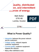 Math Bollen - Power Quality and DG.pdf
