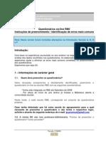 Guiãoo apoio questionários RBE 08 09 - versao 2