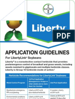 Liberty Herbicide - 2012 Soybean Product Guide