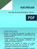 015 Electrólisis