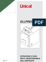 Instructiuni Intretinere, Cazane Otel 2 Drumuri 'Unical_ellprex' (It)