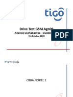 BO47-091103 Analisis Drive Test 2G Cochabamba Clusters 5-10