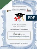 Targeta de Graduación