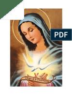 Virgen Encarnacion