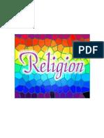 Trabajo de La Religion