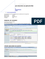 Manual Usuario Aplicacion Web Wampserver
