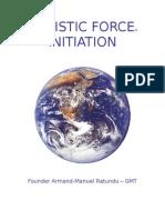 Christic Force Initiation Manual