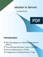 Introto Servers[1]