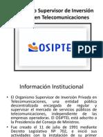 Organismo Supervisor de Inversión Privada en Telecomunicaciones