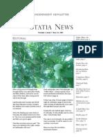 Statia News No. 07