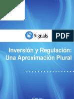 Inversión y Regulación