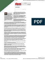 02-09-13 Pros y Contras de Reforma Anunciada - Jorge Lera