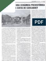 2013-07 Art G40 Cerámica prehistórica Carcabuey