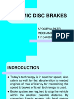 Ceramic Disc Brakes