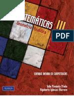 Matemáticas lll  Geometría analítica 2_e  -Julio H. Pimienta Prieto