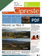 Cipreste 1, Jun 2009