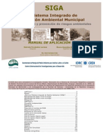 SISTEMA INTEGRADO DE GESTIÓN AMBIENTAL MUNICIPAL
