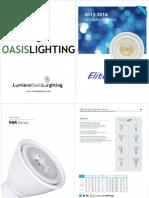 Oasis Lighting Catalog (Elite)