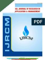Ijrcm 2 Cvol 2 Issue 6 Art 7
