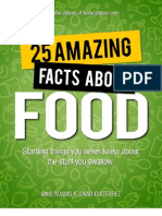 25 Amazing Facts About Food2