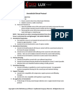 amnioexcel protocol