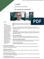 Conciencia más allá de la muerte - Pim Van Lommel - entrevista 2012
