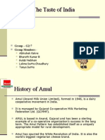 G2 7 Amul Case Study