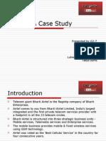 Airtel - A Case Study