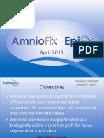 epifix amniofix information