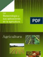 Biotecnología y  la agricultura