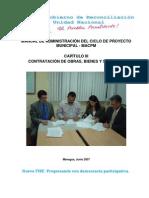 Contratación de obras civiles FISE