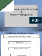 Data Sharing, Assortment Planning
