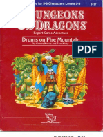 X8 Drums on Fire Mountain