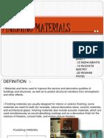 finishing materials.pptx