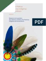 Volume 1 - Relatório do Inventário das parteiras indígenas