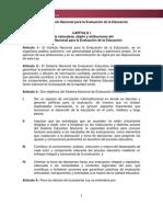Ley Del Instituto de Evaluacion 2013-04-10- Ley_del_INEE