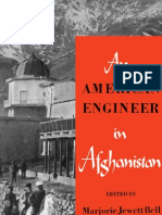 A. C. Bell, Marjorie Jewett Editor Jewett an American Engineer in Afghanistan. From the Letters and Notes of a. C. Jewett 1948