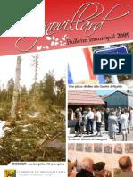 Mignovillard - Bulletin municipal 2009